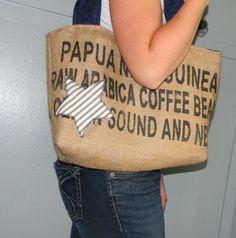 coffee bag bag