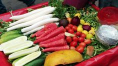 Eat numerous vegetables after chemo to rebuild your immune system.