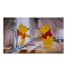 Winnie the Pooh, Winnie the Pooh He's adorable I used to not like Winnie the Pooh! I was crazy Which Disney character have you grown to love? ❤️