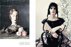 Steven Meisel, Keep'n It Surreal, Vogue Italia, February 2012
