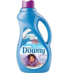 Ultra Downy® Spring Lavender Fabric Softener Liquid.