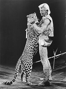 Image result for legendary circus animal trainer