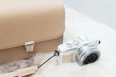 Give Away: Win an Olympus PEN and my Co-Design Camera Bag