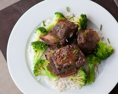 Sweet Soy Grilled Short Ribs
