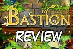 Bastion Soundtrack - Setting Sail, Coming Home (End Theme) Awesome game, Soundtrack just as awesome Star Wars Jedi, Best Indie Games, Video Game Reviews, Playstation, Game Title, Weird Dreams, Game Logo, News Games, Rpg