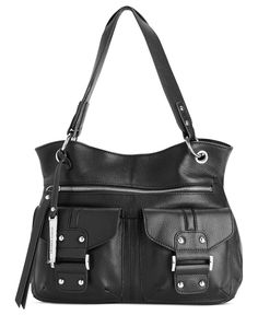 Franco Sarto Handbag, Romy Leather Tote