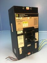 Square D LHL3640030DC1625 400A DC Circuit Breaker LAL S4 LHL LHL36400 400 Amp (EM1569-1)