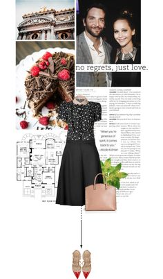 """""""No Regrets, Just Love."""" by fashion-confidential ❤ liked on Polyvore"""