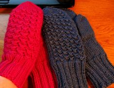 Gmail is email that's intuitive, efficient, and useful. 15 GB of storage, less spam, and mobile access. Knit Mittens, Knitted Hats, Knitting Patterns Free, Free Pattern, Fun Projects, Needlework, Knit Crochet, Gloves, Socks