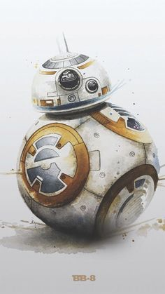 Star Wars BB8 - Love this little Droid. . .