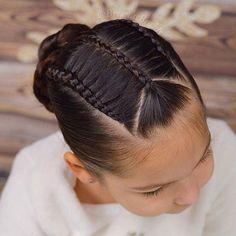 Fashion hair styles 2019 Hair style from Braided Hairstyles braids brianasbraids fashion hair Style Styles Girls School Hairstyles, Baby Girl Hairstyles, Box Braids Hairstyles, Cute Hairstyles, Relaxed Hairstyles, Ladies Hairstyles, Hairstyles Videos, Braid Styles, Short Hair Styles