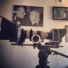 Blackmagic Cinema Camera en la Escuela de Cine de Malaga