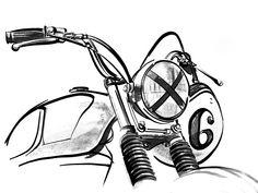 Sketches.   Bar Hopper Challenge.com