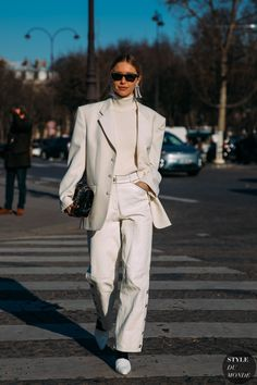 Haute Couture Printemps 2020 Street Style: Pernille Teisbaek - Reality Worlds Tactical Gear Dark Art Relationship Goals Fashion Week, Look Fashion, Fashion Photo, Fashion Models, Fashion Outfits, Womens Fashion, Fashion Trends, Street Fashion, Rock Outfits