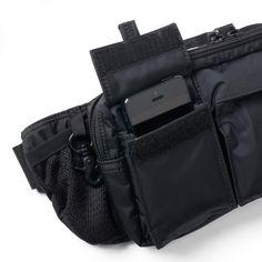 cb3c1f39347a HIP BAG|BLACK BEAUTY|HEAD PORTER ONLINE Hip Bag