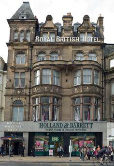 Royal British Hotel Edinburgh