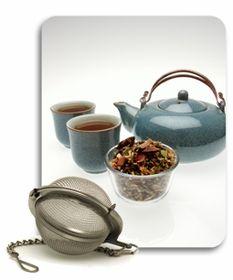 Tea ball for loose leaf tea