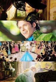 Cinderella directed by Kenneth Branagh (2015) #waltdisney #fanart