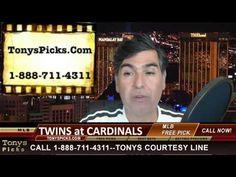 Minnesota Twins vs. St Louis Cardinals MLB Betting Line Odds Pick Predic...