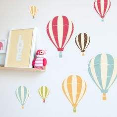 hot air balloon wallpaper @Trina McKinzie
