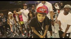 """Young M.A """"Check"""" Freestyle Music Video"""