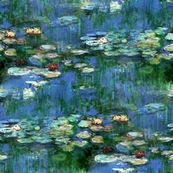 Claude MONET paintings featuring the Water-lilies in his Giverny water-garden pond. Picture, poster and print by Monet. Monet Paintings, Impressionist Paintings, Artwork Paintings, Paintings Famous, Indian Paintings, Abstract Paintings, Landscape Paintings, Famous Art, Fine Art