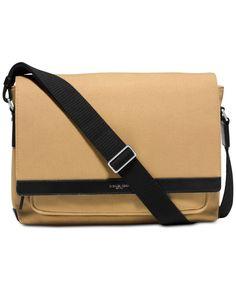 Michael Michael Kors Men's Grant Messenger Bag