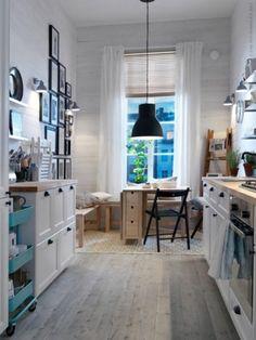ikea Österreich, inspiration, küche, weiß, landhausstil ... - Ideen Fur Kleine Schlafzimmer Ikea