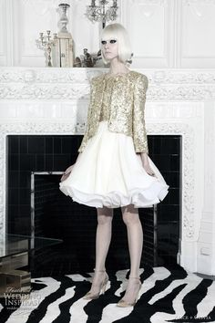 Alice + Olivia Fall/Winter 2012-2013 ready-to-wear collection