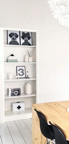 Via NordicDays.nl | Instalove: Melanie Jansman | Black & White