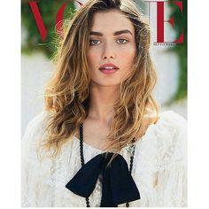 zackyliciouss #Vogue Mexico  #Model : #AndreeaDiaconu Wearing #Chanel  #Photographer : #GillesBensimon  #Magazine #Cover #Editorial #Fashion #Designer #InstaFashion #Zackylicious #AbbyZacky 2016/08/25 20:22:17