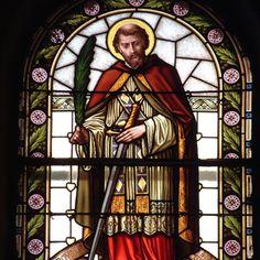 Zephyrinus: Saint Valentine. Priest And Martyr. Feast Day, Today, 14 February.