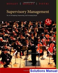 Supply chain logistics management 4th edition bowersox solutions solutions manual for supervisory management 9th edition by mosley fandeluxe Gallery