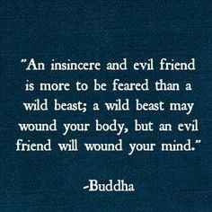 frienemies be gone. quotes. wisdom. advice. life lessons.