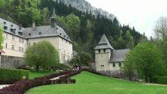 Le monastère de la Grande Chartreuse (Isère - France)