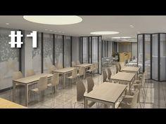3차 실내 리터치1부 - Interior Rendering Tutorial #1 - YouTube