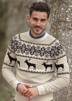 Men�s Present Ideas: Christmas Jumpers
