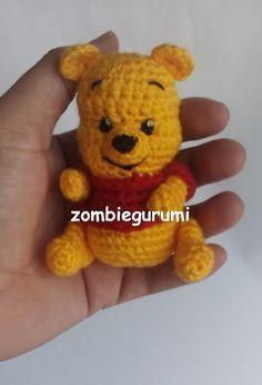 Amigurumi Osito Winnie the Pooh - Patrón Gratis en Español
