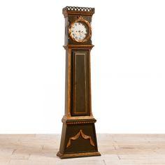 Antique Danish Bornholm Clock, c. 1825