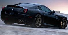 SP Engineering Ferrari 599 GTX