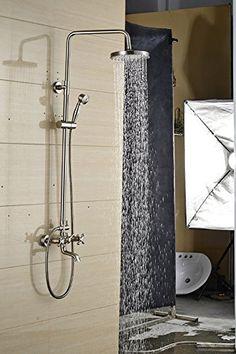 Rozinsanitary Nickle Brushed Bathroom 8\