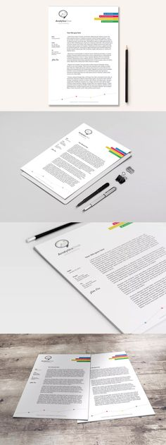 Bridal Show Business Card and Letterhead Template Design by - letterhead template