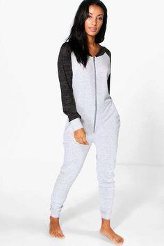 Long Sleeve Onesie -  Onesies for Adults - Girls Nightwear Christmas Pjs 5c6d96be9