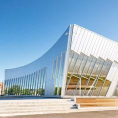 Gallery of Vaughan Civic Centre Resource Library / ZAS Architects + Interiors…