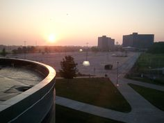 Summer Sunrise At Campus Rec. Western Illinois UniversitySunrisesWesterns Part 66