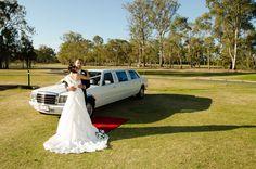 Elizabeth & Timothy's recent wedding at Redland Bay Golf Club Wedding Car Hire, Our Wedding, Golf, Club, Weddings, Wedding, Marriage, Turtleneck