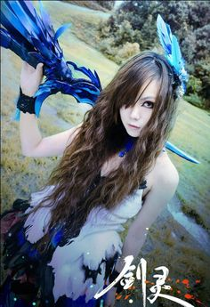 Cos Blade and Soul