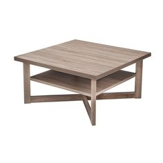 "$170 36"" sq x 18""H driftwood color"