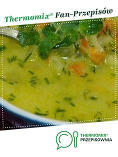 Zupa z kiszonych ogórków jest to przepis stworzony przez użytkownika grjolkar. Ten przepis na Thermomix® znajdziesz w kategorii Zupy na www.przepisownia.pl, społeczności Thermomix®.