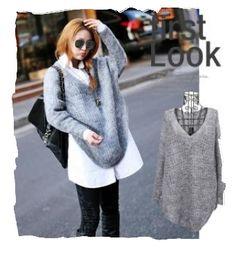 korean winter style 2012